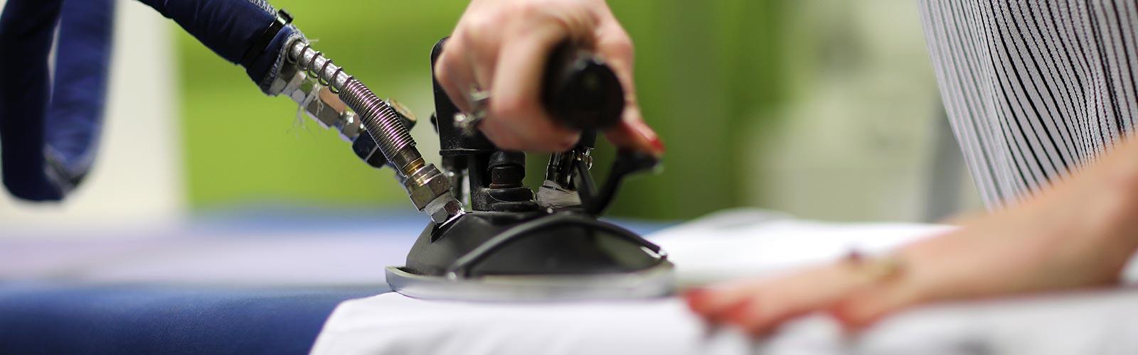 Pressing & blanchisserie